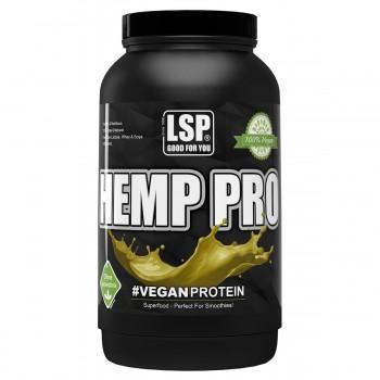 LSP Hemp Pro Hanfprotein,...