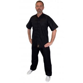 PX Kung Fu Anzug QUAN, schwarz