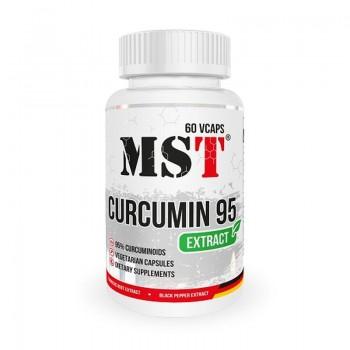 MST - Curcumine 95% 60 Kapseln