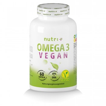 nutri+ vegane Omega 3...