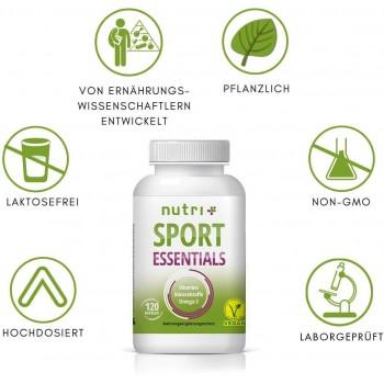 nutri+ Sport Essentials,...