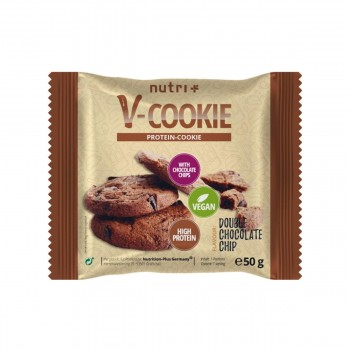nutri+ vegane V-Cookies, 12...