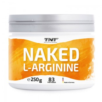 TNT Naked L-Arginin (250g)