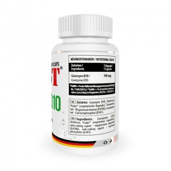 MST - Coenzyme Q10 - 100mg...