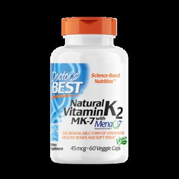 Natural Vitamin K2 MenaQ7...