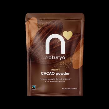 Organic Cacao Powder...