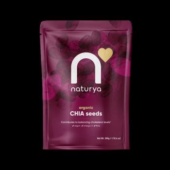 Organic Chia Seeds 300g -...