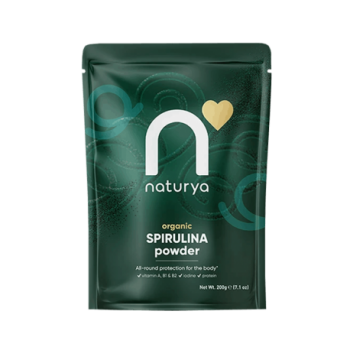 Organic Spirulina Powder...