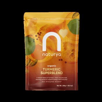 Organic Turmeric SuperBlend...