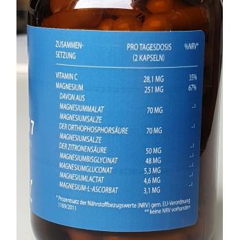 Magnesium 7 60 Kapseln