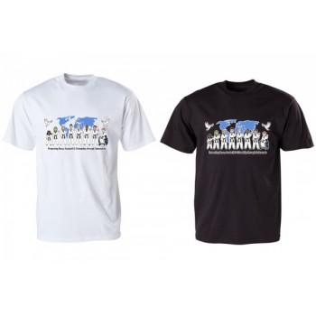 T-Shirt Taekwondo Peace