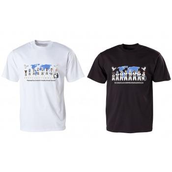 T-Shirt Taekwondo Hearts