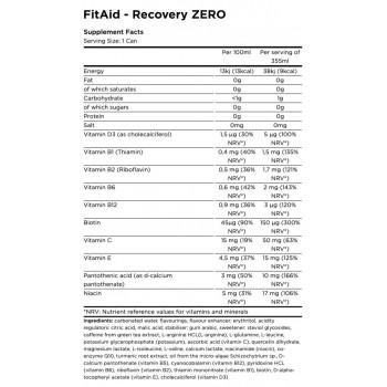 FitAid Citrus Zero