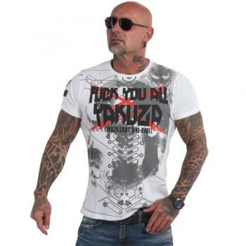 F.Y.A. T-Shirt, weiß