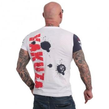 Raid T-Shirt, weiß