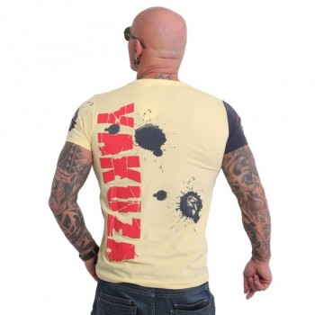 Raid T-Shirt, pale banana