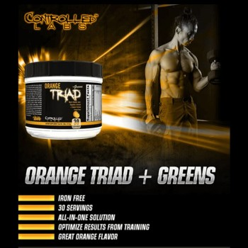 Controlled Labs Orange...