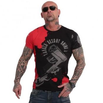 Raid T-Shirt, schwarz