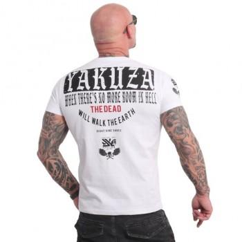 Earth T-Shirt, weiß