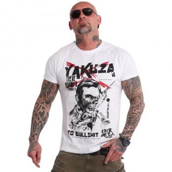 Stupidity T-Shirt, weiß