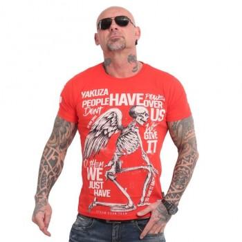 Power Over Us T-Shirt, orange
