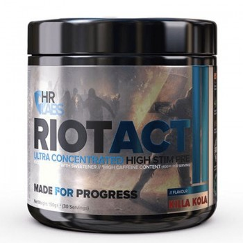 HR Labs RIOT ACT 150g