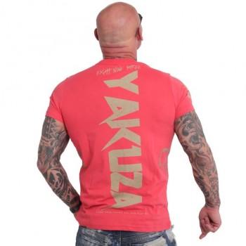 Gaucho T-Shirt, geranium