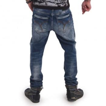 420 Straight Jeans, mid...