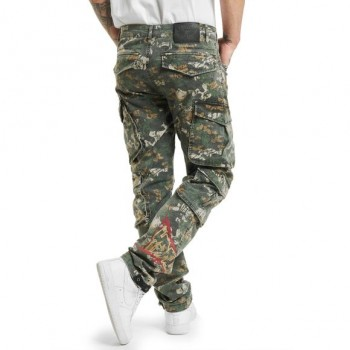 Toxin Loose Cargo Pants,...