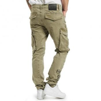 Rules Cargo Pants, dusky green