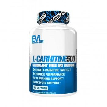 Evl Nutrition Carnitine500,...