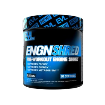 Evl Nutrition ENGN Shred,...