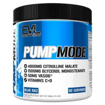 Evl Nutrition Pump Mode,...