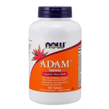 Now Foods ADAM, 120...