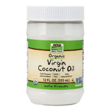 Now Foods Kokosöl, 355ml