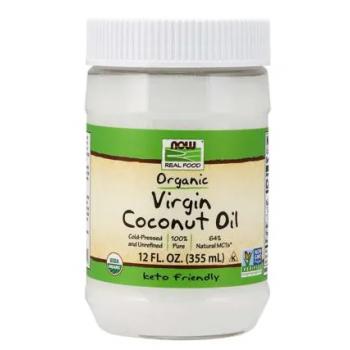 Now Foods Kokosöl, 591ml