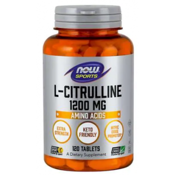 Now Foods L-Citrulline...