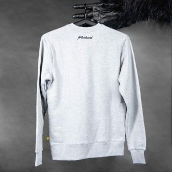 Be Nice Grau Sweatshirt