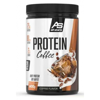 All Stars Protein Coffee,...