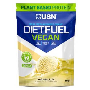 Usn Diet Fuel Vegan, 880 g...