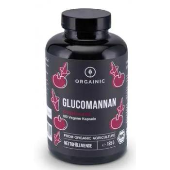 ORGAINIC Bio Glucomannan,...