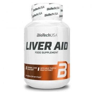 BioTech Liver Aid 60 Tabletten
