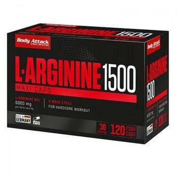 Body Attack L-Arginin 1500...