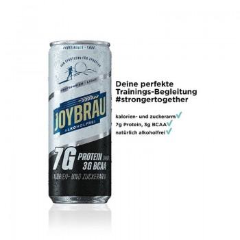 Joybräu - Proteinbier Light...