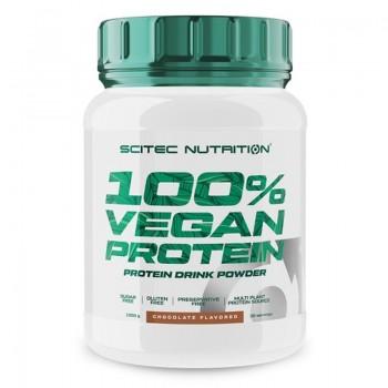 Scitec 100% Vegan Protein...