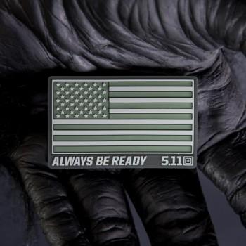USA Grün Patch