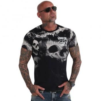 Muerte Skull V02 T-Shirt,...